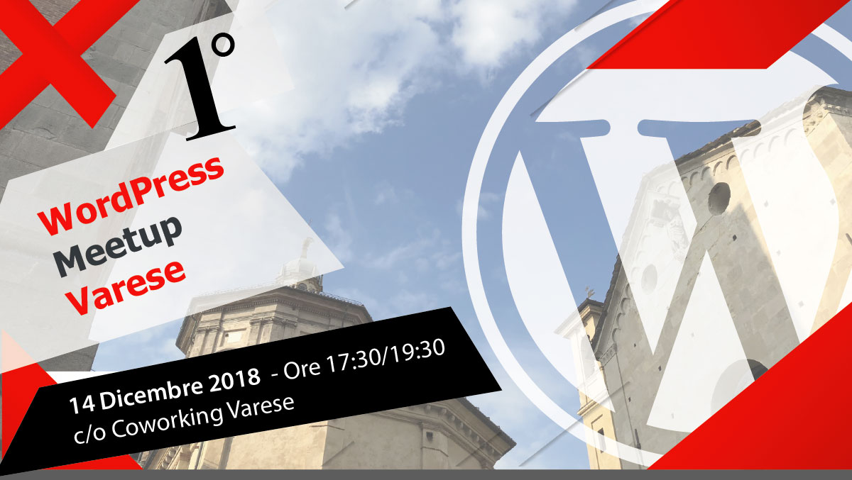 Wordpress Meetup Varese