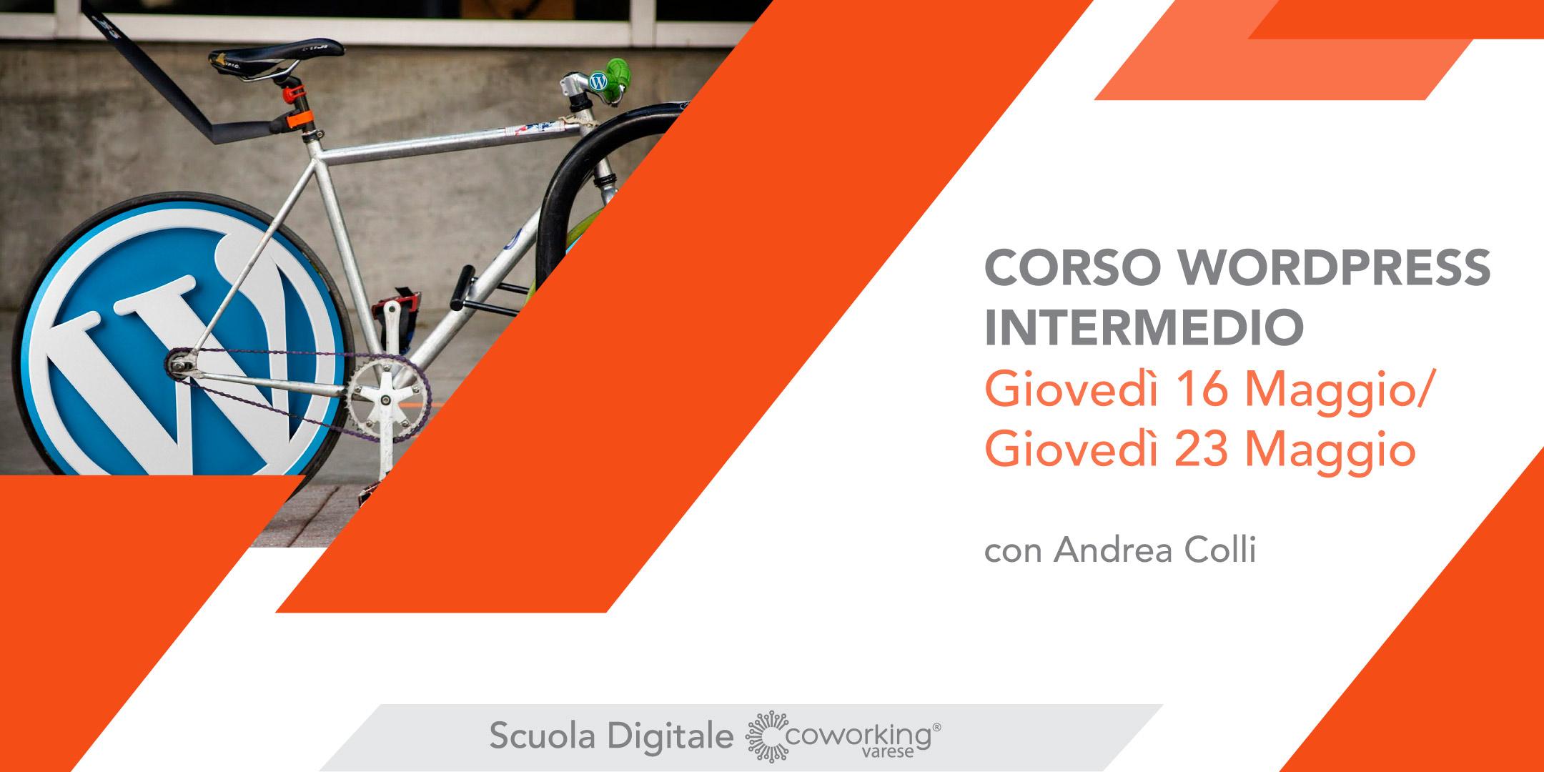 Corso Worpress Intermedio Varese