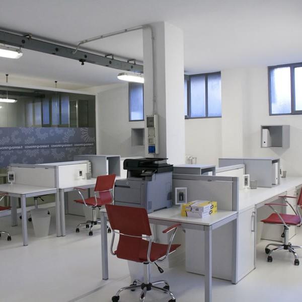 Coworking Varese - Postazioni di Lavoro