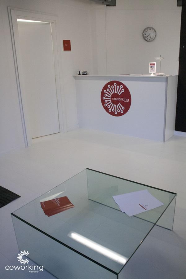 Coworking Varese - Ingresso