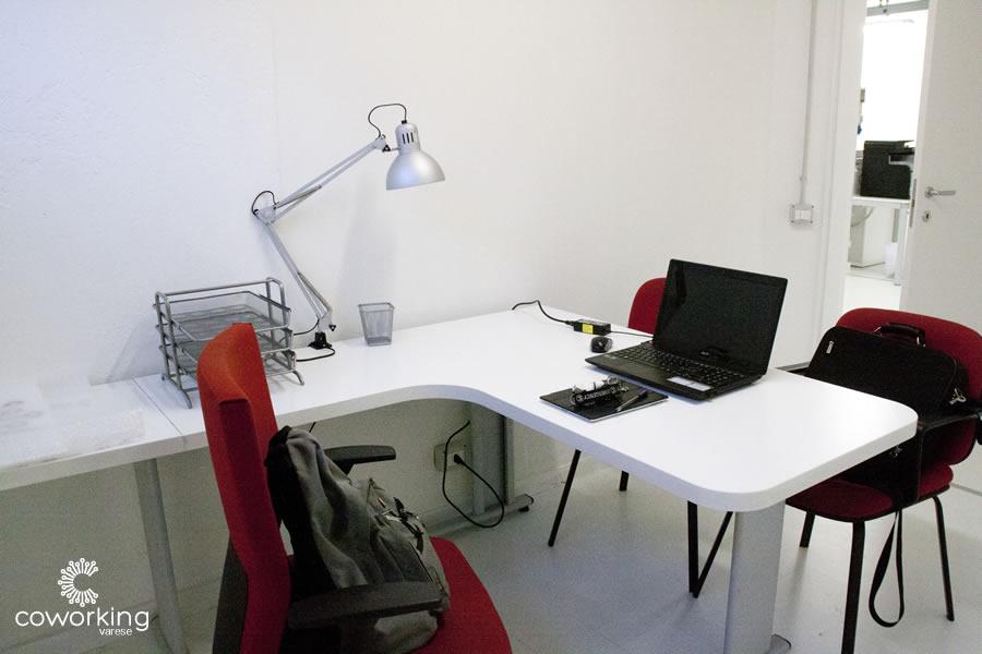Coworking Varese - Ufficio Dedicato